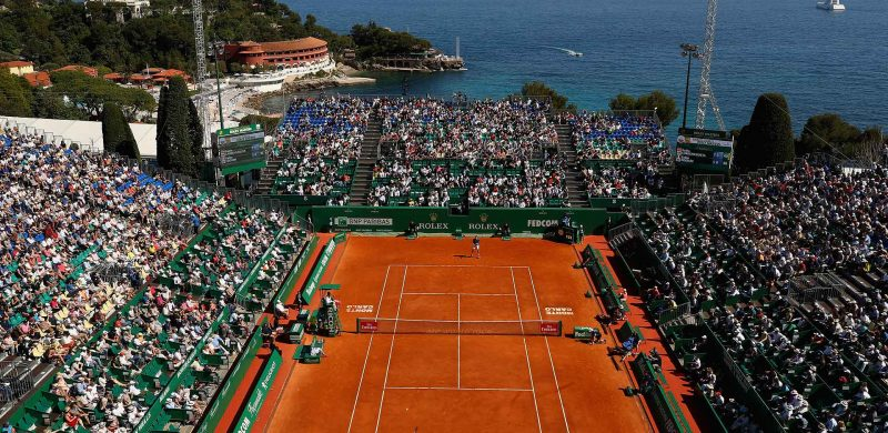 regardez les entra nements en direct rolex monte carlo masters. Black Bedroom Furniture Sets. Home Design Ideas